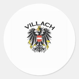 Villach Austria Sticker
