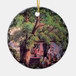 Village Blacksmith Ornament