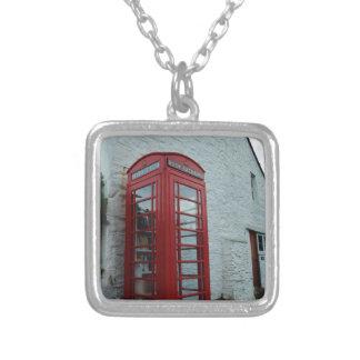 Village Book Swap Personalised Necklace