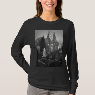 Village Church and Cemetery T-Shirt