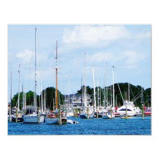 Village Dock at Wickford, RI Card