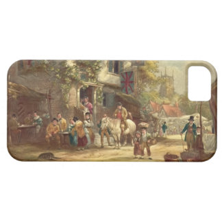 Village Festival 1928 iPhone 5 Cover