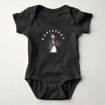 Village Hen Baby Bodysuit