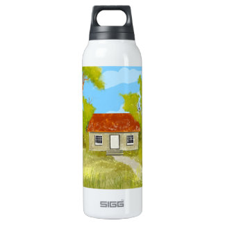 village house SIGG thermo 0.5L insulated bottle
