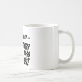 Village Idiot Coffee Mug