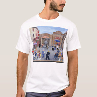 Village in Provence T-Shirt