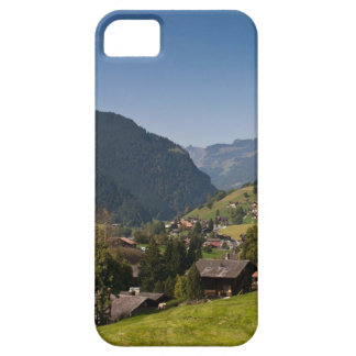 Village in the mountains iPhone SE/5/5s case
