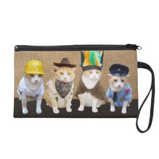 Village Kitties Bagettes Bag