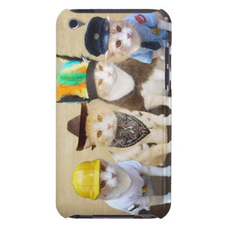 Village Kitties Barely There iPod Case