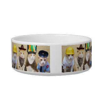 Village Kitties Bowl