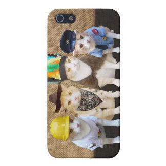 Village Kitties Case For iPhone SE/5/5s