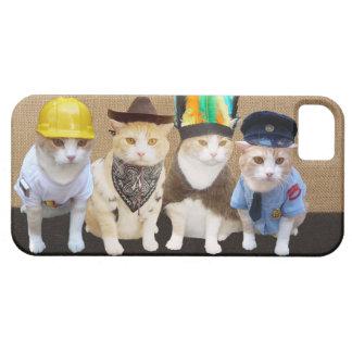 Village Kitties II iPhone SE/5/5s Case