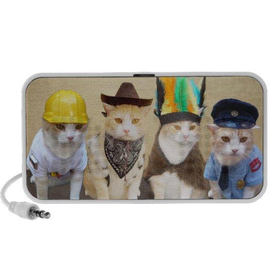Village Kitties Portable Speaker