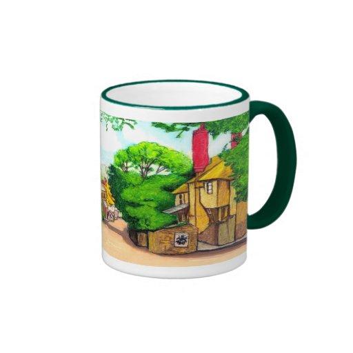 Village Lane - Mug