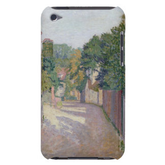 Village Lane (oil on canvas) iPod Case-Mate Case