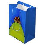 Village Medium Gift Bag