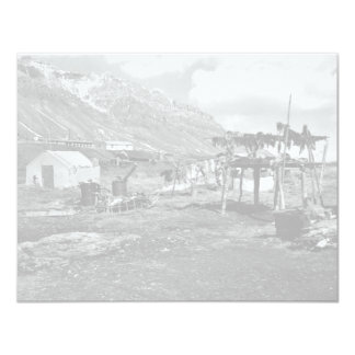 Village of Anaktuvuk Pass 4.25x5.5 Paper Invitation Card