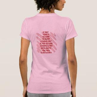 Village of idiots -T-shirt