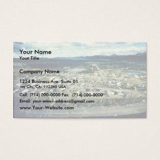 Village of Kaltag Business Card