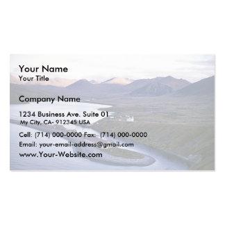 Village of Karluk, Kodiak Business Card Templates