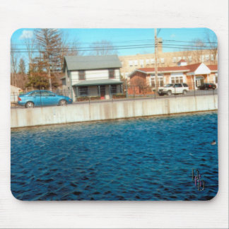 Village of Manlius Mouse Pad