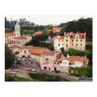 Village of Sintra in Portugal Post Card