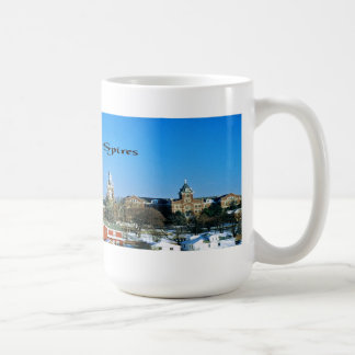 Village of Spires Classic White Coffee Mug