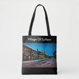 Village Of Suffern Carry It All Tote Bag!