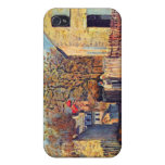Village of Voisins by Sisley iPhone 4/4S Covers