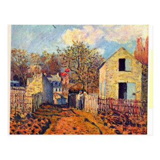 Village of Voisins  by Sisley Postcards