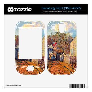 Village of Voisins  by Sisley Samsung Flight Skin