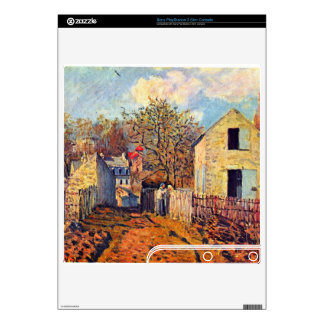 Village of Voisins  by Sisley Skin For The PS3 Slim