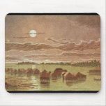 Village on Basilan, Philippines Mouse Pad