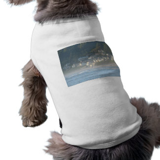 Village on the Cliff T-Shirt
