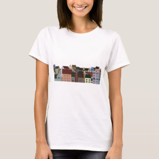 Village Panorama T-Shirt