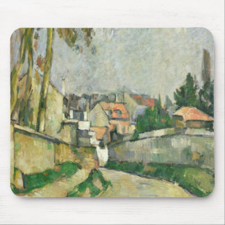 Village Road, 1879-82 (oil on canvas) Mouse Pad