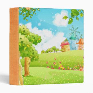 village scrapbook binder