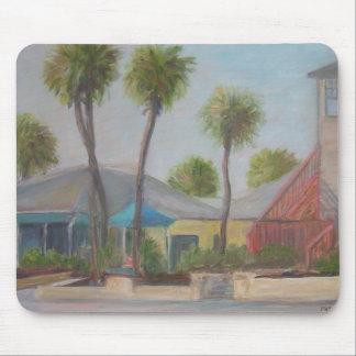 VILLAGE SHOPS OF FLAGLER BEACH, FLORIDA Mousepad