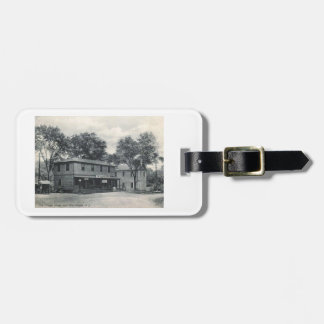 Village Store, New Providence, New Jersey Vintage Bag Tag