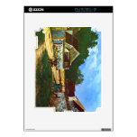 Village Street in Marlotte by Alfred Sisley Skins For The iPad 2