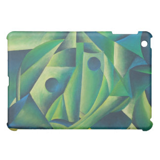 Village Woman Wearing A Headscarf Case For The iPad Mini