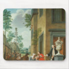 Villagers Merrymaking Mouse Pad