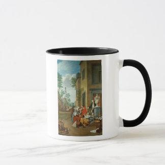 Villagers Merrymaking Mug