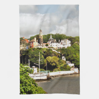 VILLAGES OF WALES KITCHEN TOWELS