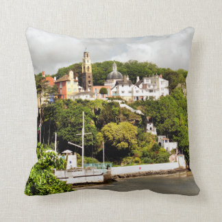 VILLAGES OF WALES THROW PILLOW