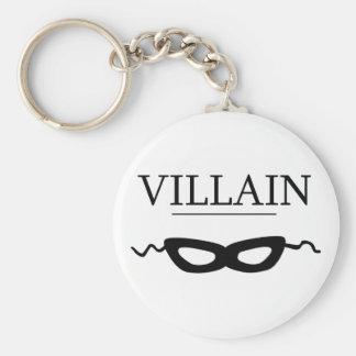 Villain Keychains
