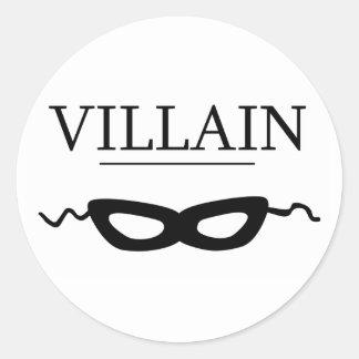 Villain Stickers