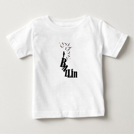 Villainy - The Baller's Reach Baby T-Shirt