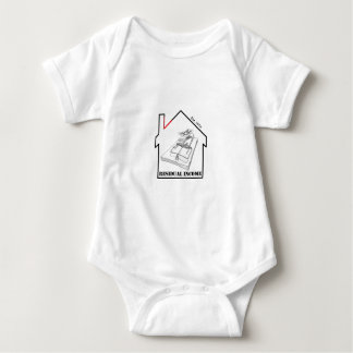 Villainy - Trap House Baby Bodysuit