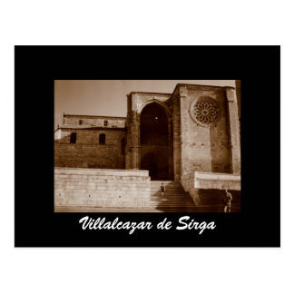 Villalcazar de Sirga Postcard